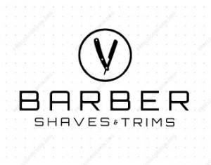 עיצוב לוגו לברבר שופ